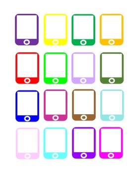 Mini iPads Template