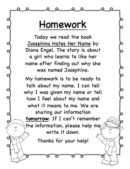 Getting To Know Each Other-A Back to School Lesson About Names