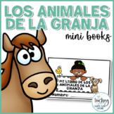 Mini libro de los animales de la granja - Farm Animals Mini Book in Spanish