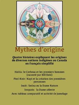 Mini-unité sur quatre mythes d'origine indigènes