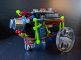 MiniMOB Programmable Robot