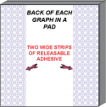 MiniGRAPH: Paper Pad of Four Quadrant Graph Templates