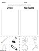 MiniScience: Living vs. Non-Living