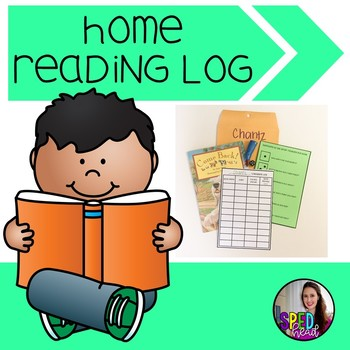 Miniature Home Reading Log