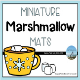Miniature Marshmallow Mats FREEBIE
