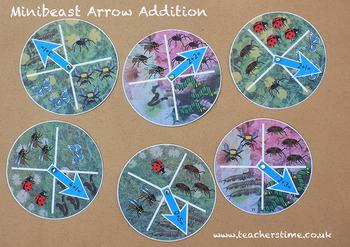 Minibeast Arrow Addition
