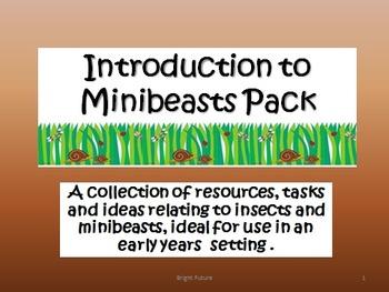 Minibeast Bundle - A Simple Introduction