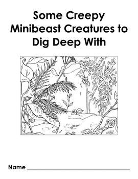 Minibeast Information packet