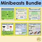 Minibeasts Insects Bugs Bundle