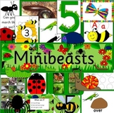 Minibeasts and insects -EYFS topic pack
