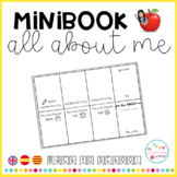 Minibook - All about me