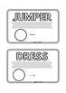 Minibook - Clothes