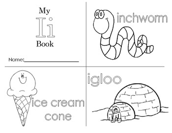 Minibook: The Letter Ii