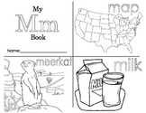 Minibook: The Letter Mm