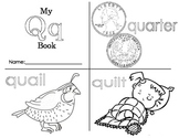 Minibook: The Letter Qq