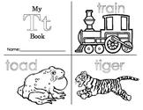 Minibook: The Letter Tt