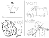 Minibook: The Letter Vv