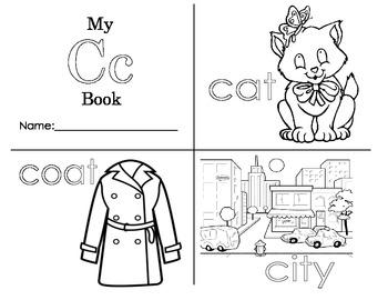 Minibook: The letter Cc