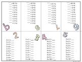Minibook multiplicaciones