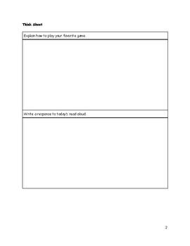 Minilesson: Editorials