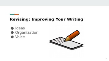 Minilesson: Revising Your Writing