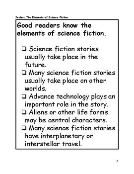 Minilesson: Science Fiction