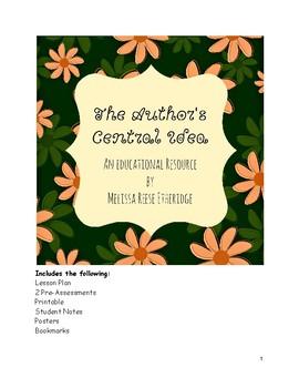 Minilesson: The Author's Central Idea