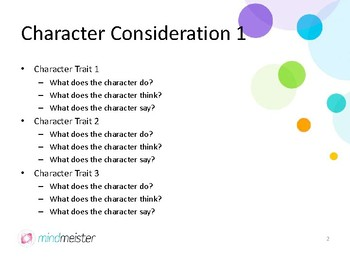 Minilesson: What is a character's true identity?