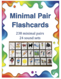 Minimal Pair Flashcards