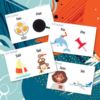 Minimal Pairs Articulation Cards: Stopping Collection