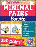 Minimal Pairs BUNDLE - 7 in 1