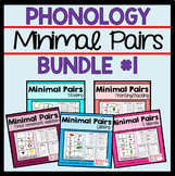 $$ Minimal Pairs Bundle: Fronting, S Blends, Stopping, Fin