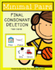 Phonological Processes - Minimal Pairs - COMPLETE BUNDLE