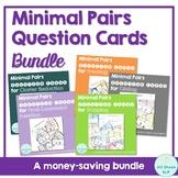 Minimal Pairs Cards BUNDLE