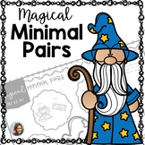 Magical Minimal Pairs Bundle for Phonological Disorders   Speech Therapy Cycles