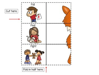 Minimal Pairs F, S Self-Correcting Puzzle Cards