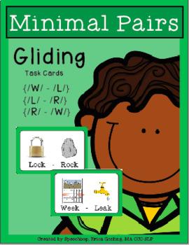 Minimal Pairs - GLIDING
