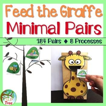 Minimal Pairs Feed the Giraffe