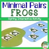 Minimal Pairs Frogs