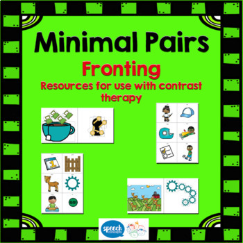 Minimal Pairs - Fronting