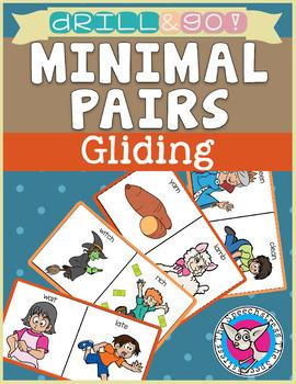 Minimal Pairs: Gliding