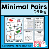 Minimal Pairs: Gliding, Speech Therapy, Phonology