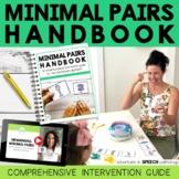 Minimal Pairs Handbook | Comprehensive Intervention Guide