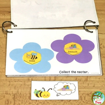 Minimal Pairs Honey Bees