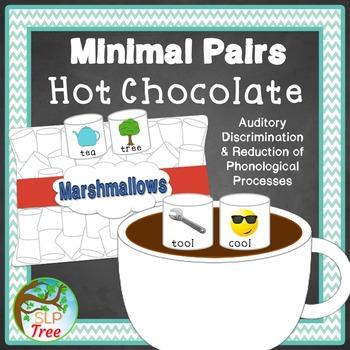 Minimal Pairs Hot Chocolate