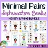 Minimal Pairs Interactive Book Bundle: Fix Silly Sentences