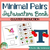 Minimal Pairs Interactive Book: Cluster Reduction