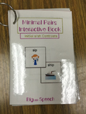 Minimal Pairs Interactive Book: Initial s/sh Contrasts for