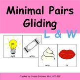 Minimal Pairs L and W | Gliding