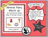 Minimal Pairs Matchup: Velar Fronting Inital and Final /k/